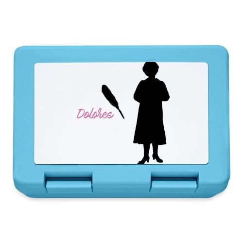 Dolores Ombrage - Boîte à goûter.