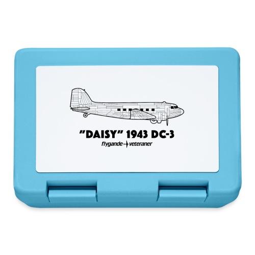 Daisy Blueprint Side 1 - Matlåda