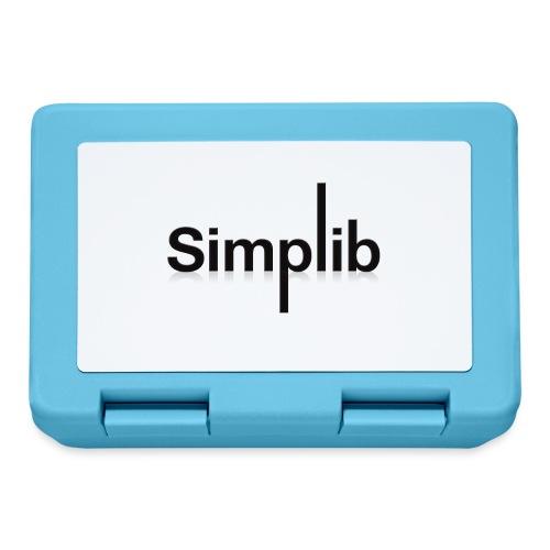 Logo-Simplib-ok - Pudełko na lunch