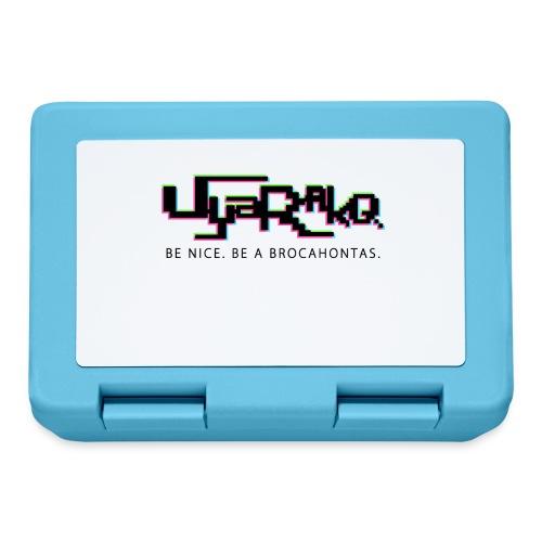 Brocahontas - Lunchbox