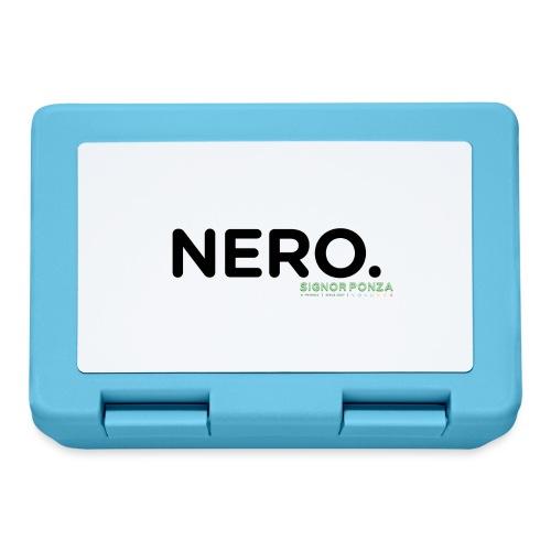 NERO. - Lunch box