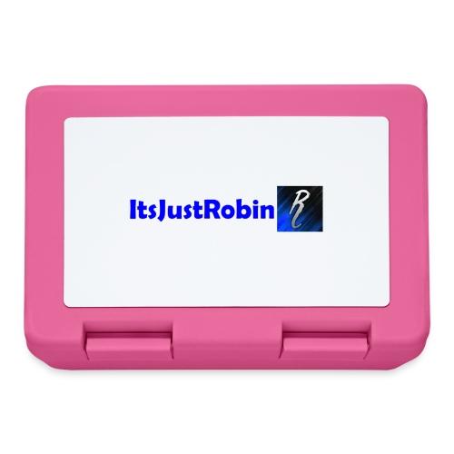 Eerste design. - Lunchbox