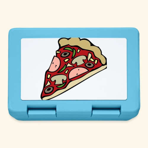 Pizza - Boîte à goûter.