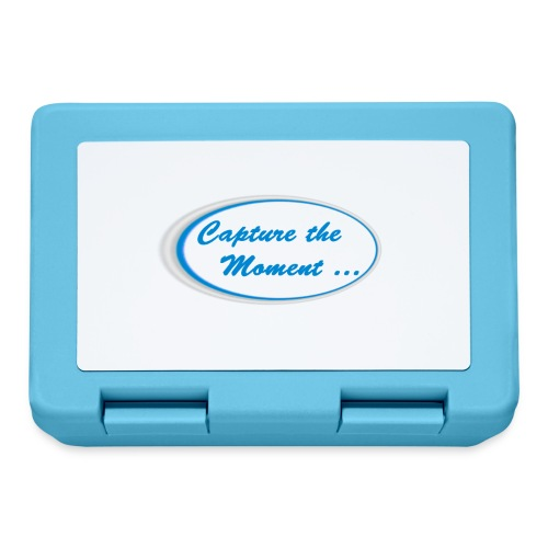 Logo capture the moment - Lunchbox