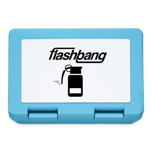 FlashBang Logga - 100kr Donation - Matlåda