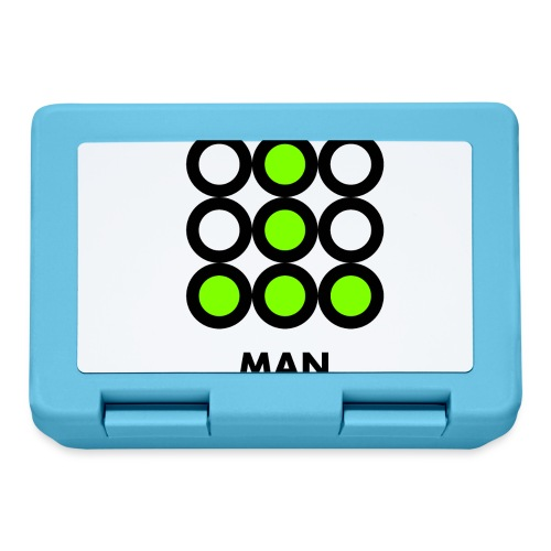 Man - Lunch box