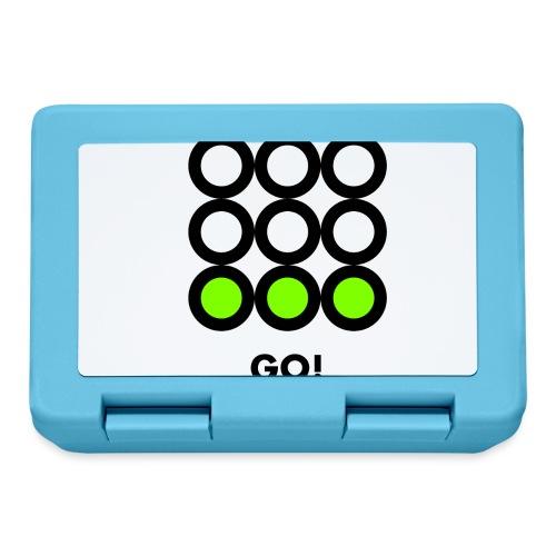 Go! Vedi anche i motivi Stop e Wait! - Lunch box