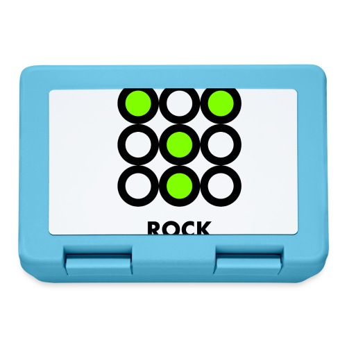 Rock - Lunch box