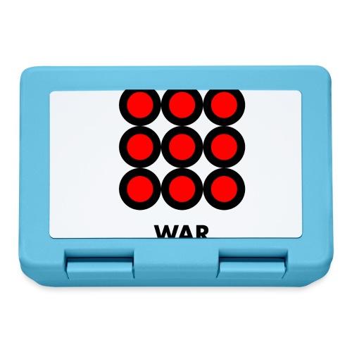 War - Lunch box