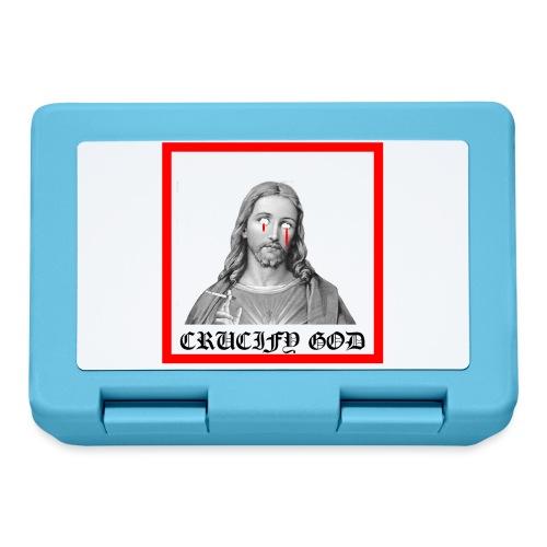 Crucify God | Sad Jesus - Eväsrasia