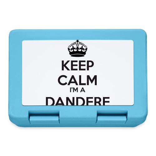 Dandere keep calm - Lunchbox