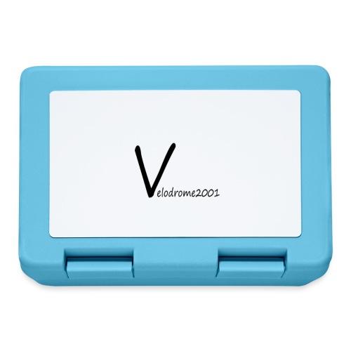 Velodrome2001 logga! - Matlåda