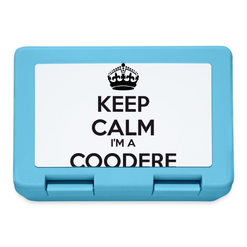 Coodere keep calm - Lunchbox