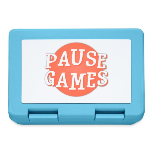 Pause Games Logo - Lunchbox