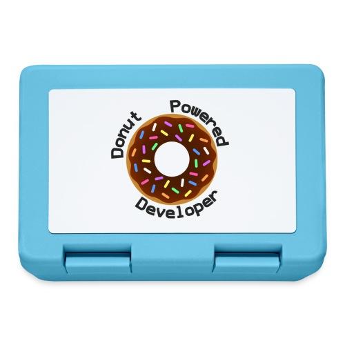 Donut Powered Developer - Fiambrera