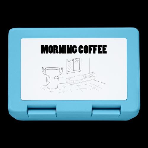 Morning Coffee - Lunchbox