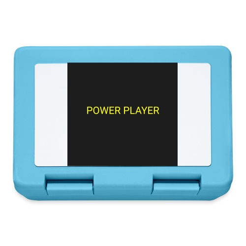 Power player - Lunch box