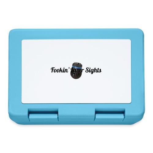 'Fookin' Laser Sights' - Lunchbox