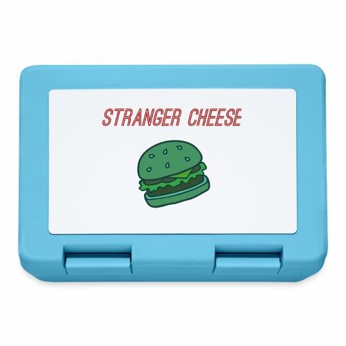 Stranger Cheese - Boîte à goûter.