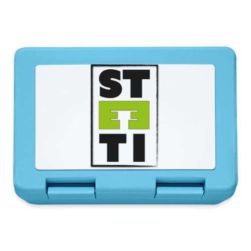 Steeti logo - Matlåda