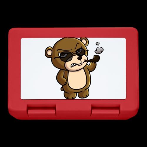 AngryTeddy - Lunchbox