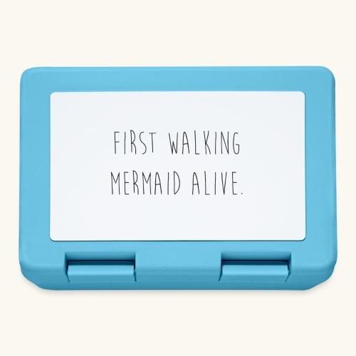 Mermaid - Boîte à goûter.