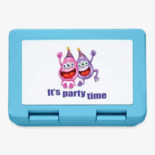 C'est l'heure de la fête - Lunchbox