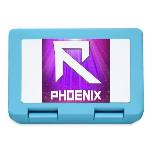 RTrixx Phoenix Logo - Lunchbox