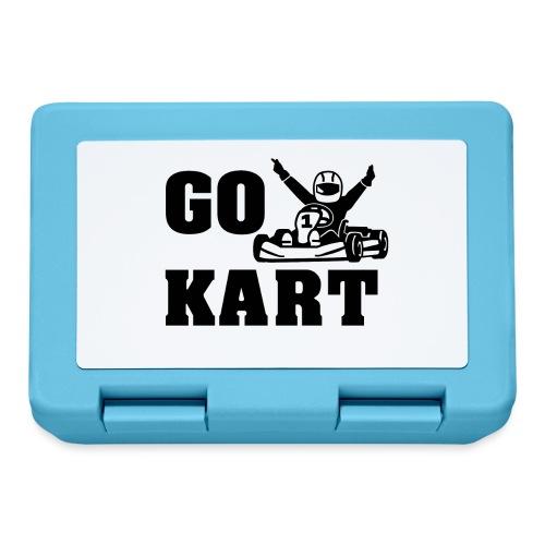 Go kart - Boîte à goûter.