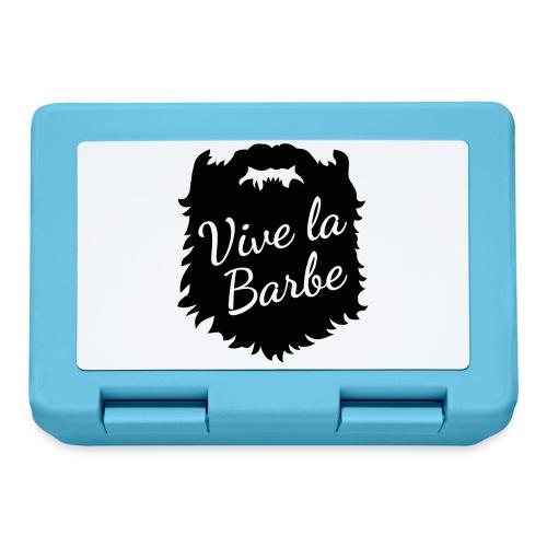 T-Shirt Barbe : Vive la Barbe - QueBellissimo - Boîte à goûter.