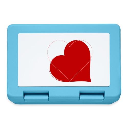 miłość - Pudełko na lunch
