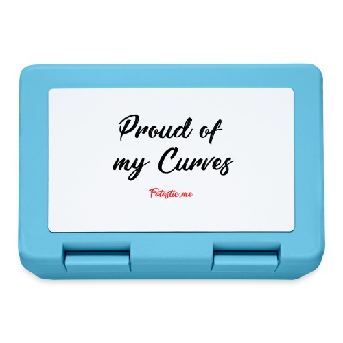 Proud of my Curves by Fatastic.me - Lunchbox