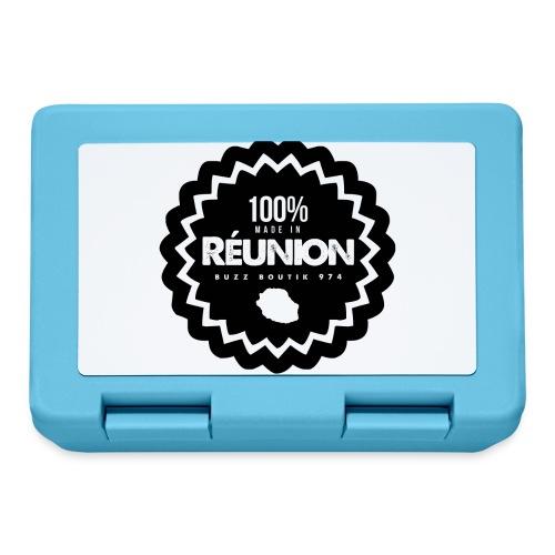 Collection 100% MADE IN REUNION - Boîte à goûter.
