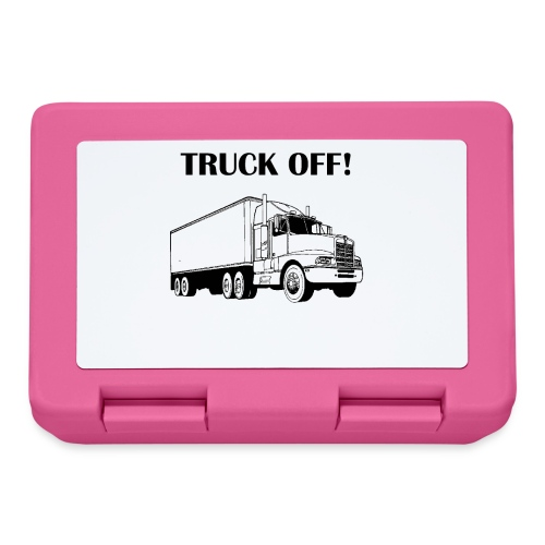 Truck off! - Lunchbox