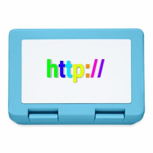 T-SHIRT Potocollo HTTP - Lunch box