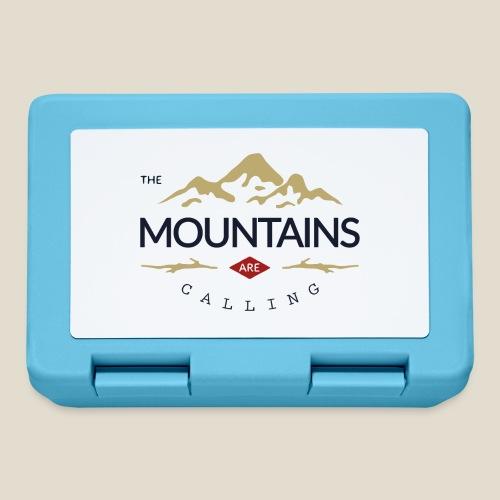 Outdoor mountain - Boîte à goûter.