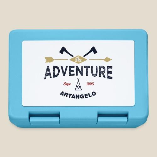 Outdoor adventure - Boîte à goûter.