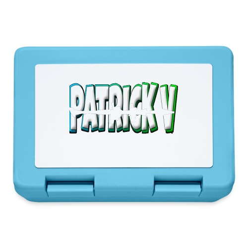Patrick V Name - Lunchbox
