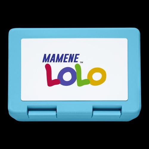 Mamene - LoLo - Empereur du sale - Boîte à goûter.