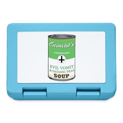 Exorcist's soup - Boîte à goûter.