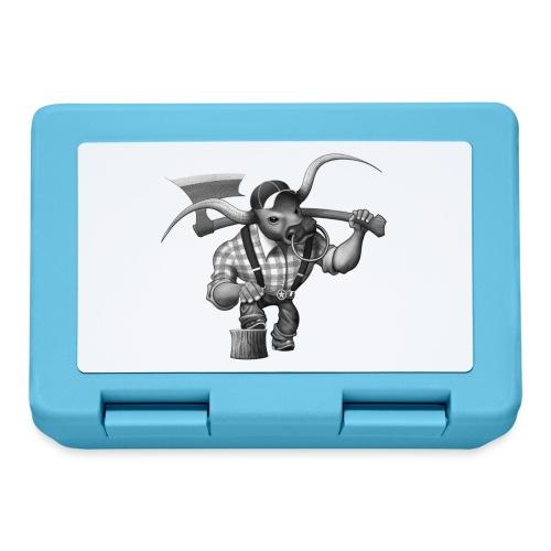 Bull Lumberjack - Brotdose