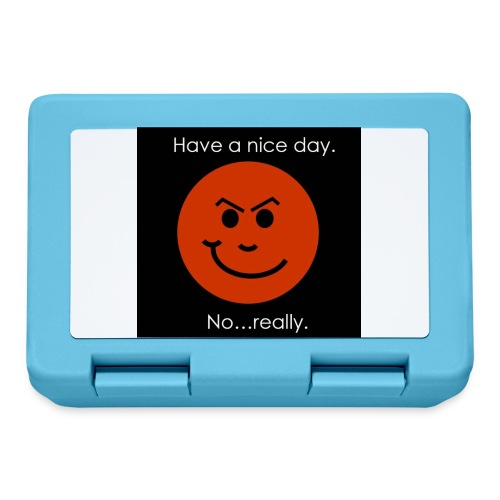 Have a nice day - Madkasse