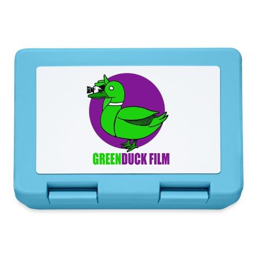 Greenduck Film Purple Sun Logo - Madkasse