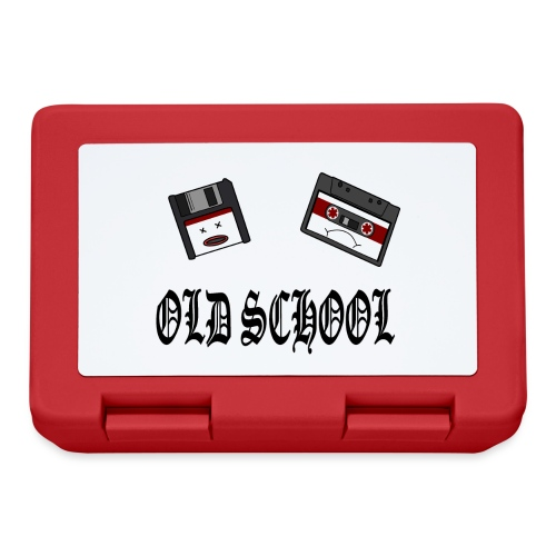 Old School Design - Brotdose