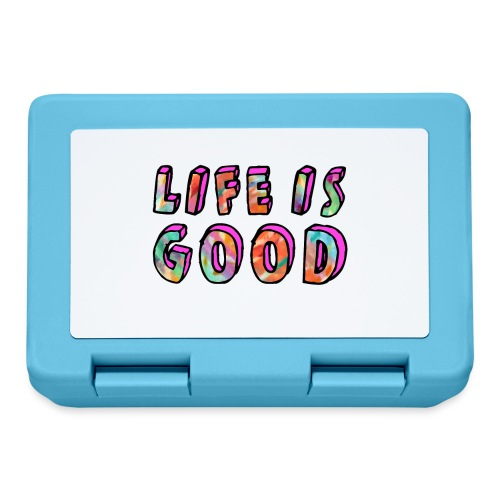 LifeIsGood - Lunchbox