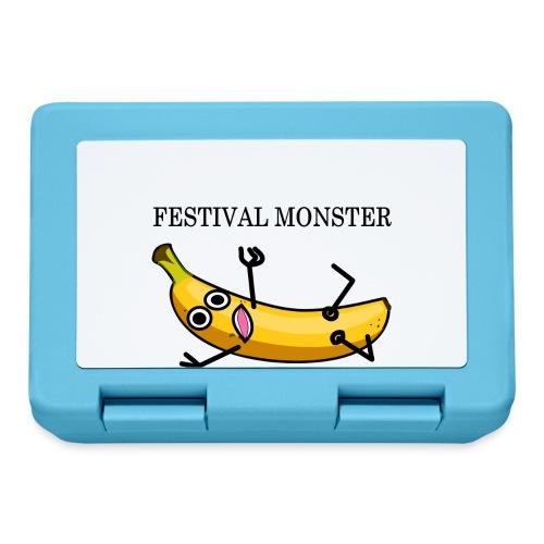 Festival Banane - Brotdose