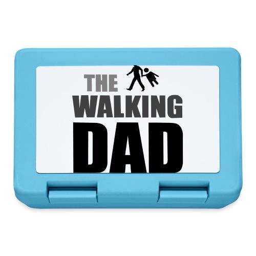 the walking dad auf dem Weg in die lustige Bar - Brotdose