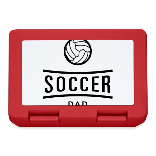 soccer dad - Boîte à goûter.