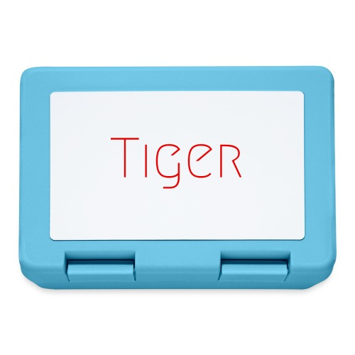 Tiger - Boîte à goûter.
