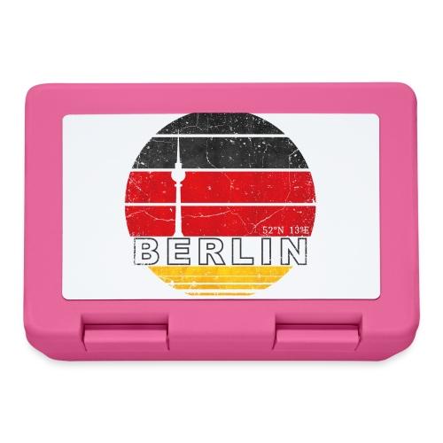 BERLIN, Germany, Deutschland - Lunchbox